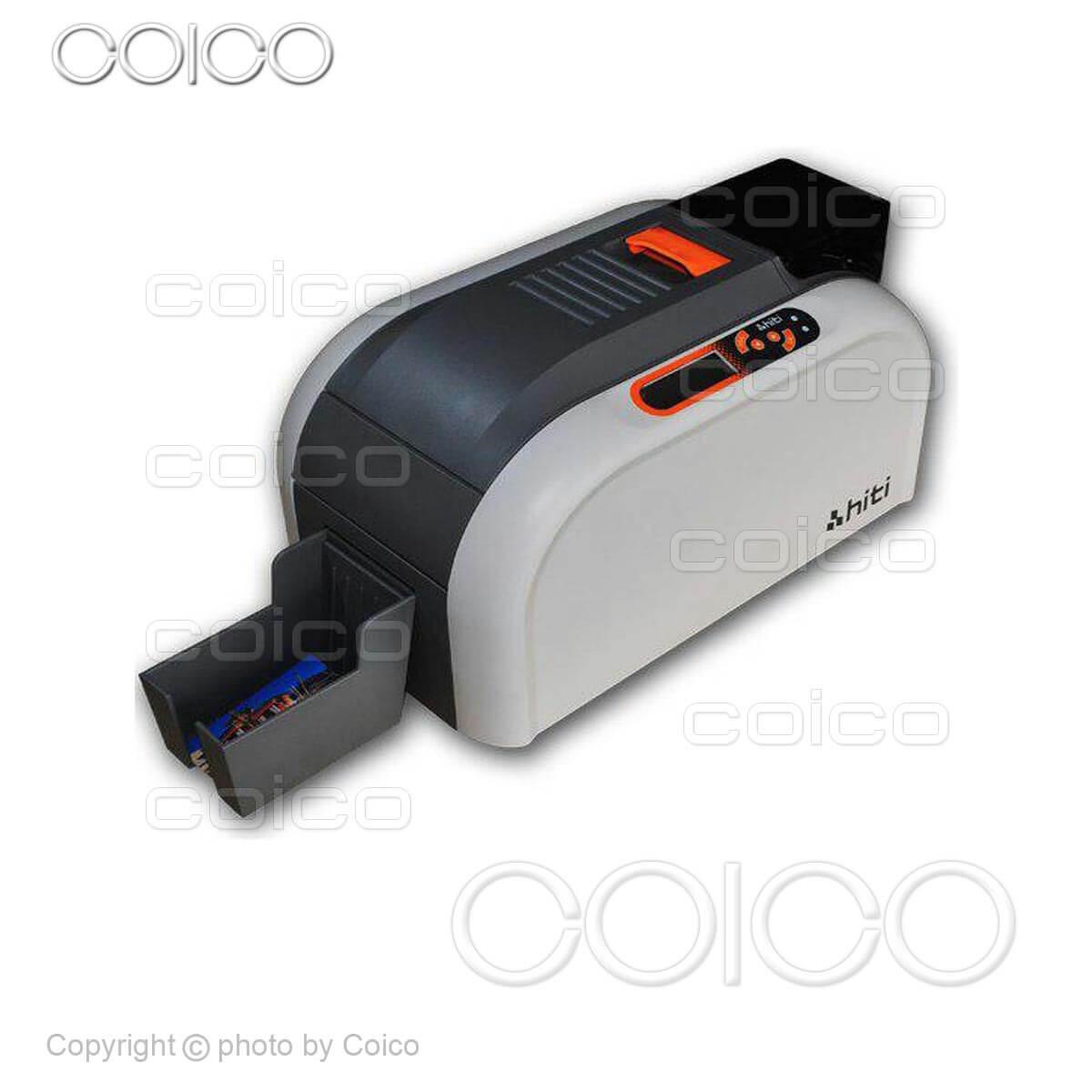 مشخصات چاپگر کارت pvc تکی