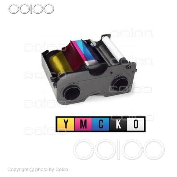 ریبون رنگی فارگو YMCKO نیم پنل