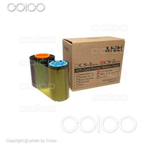 ریبون رنگی پرینتر هایتیcs200